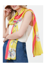 Conway Printed Scarf Scarf