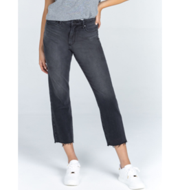 Kate High Rise Straight Crop Jeans