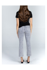 London Cropped Flair Jeans