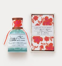 Library of Flowers Field & Flowers Eau de Parfum