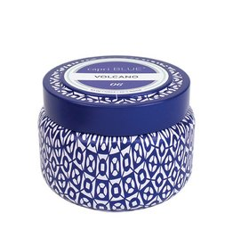 Capri Blue Printed Travel Tin Volcano