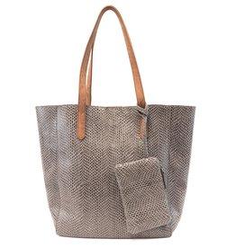Python Emma Tote Bag Bag