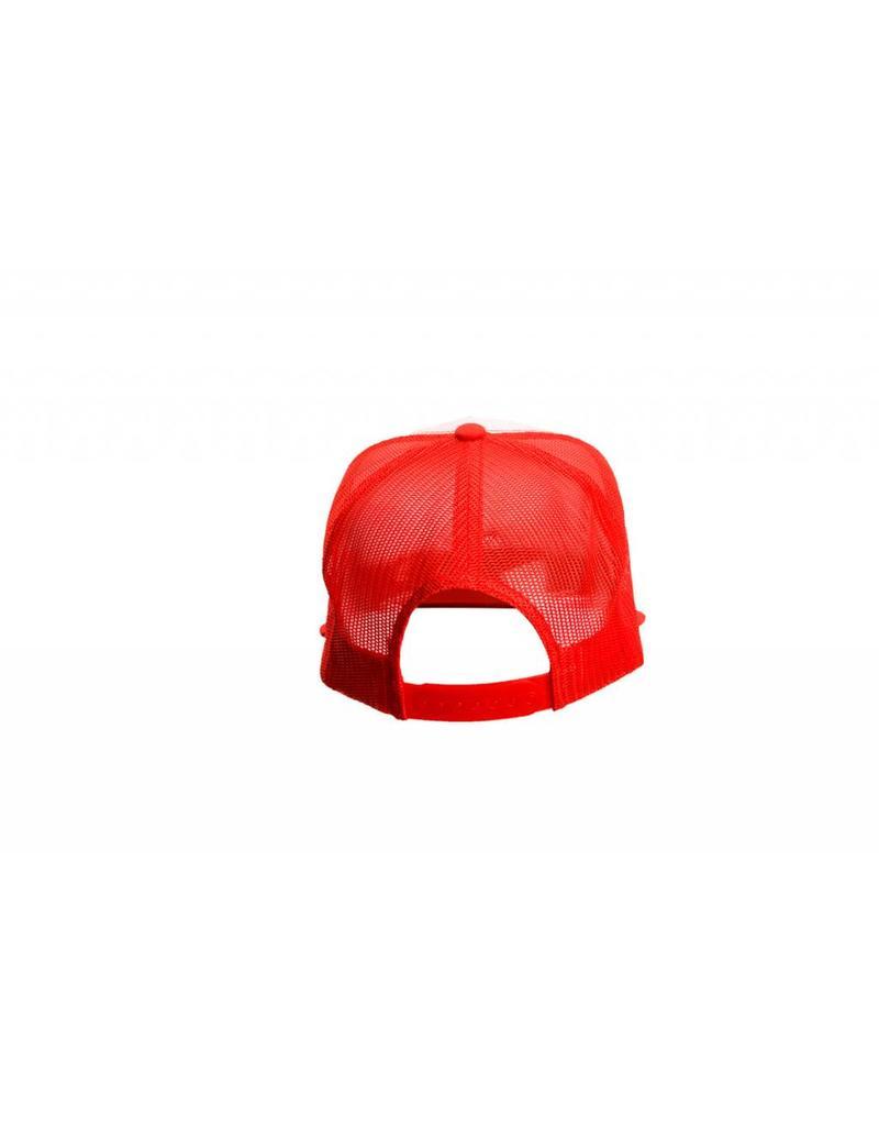 Big Wave Dave BWD Tahiti Hat Red