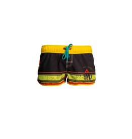 Big Wave Dave BWD Palm Tree Woman Boardshorts