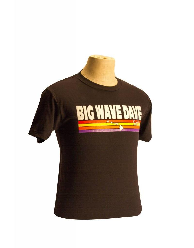Big Wave Dave BWD Rainbow Tee