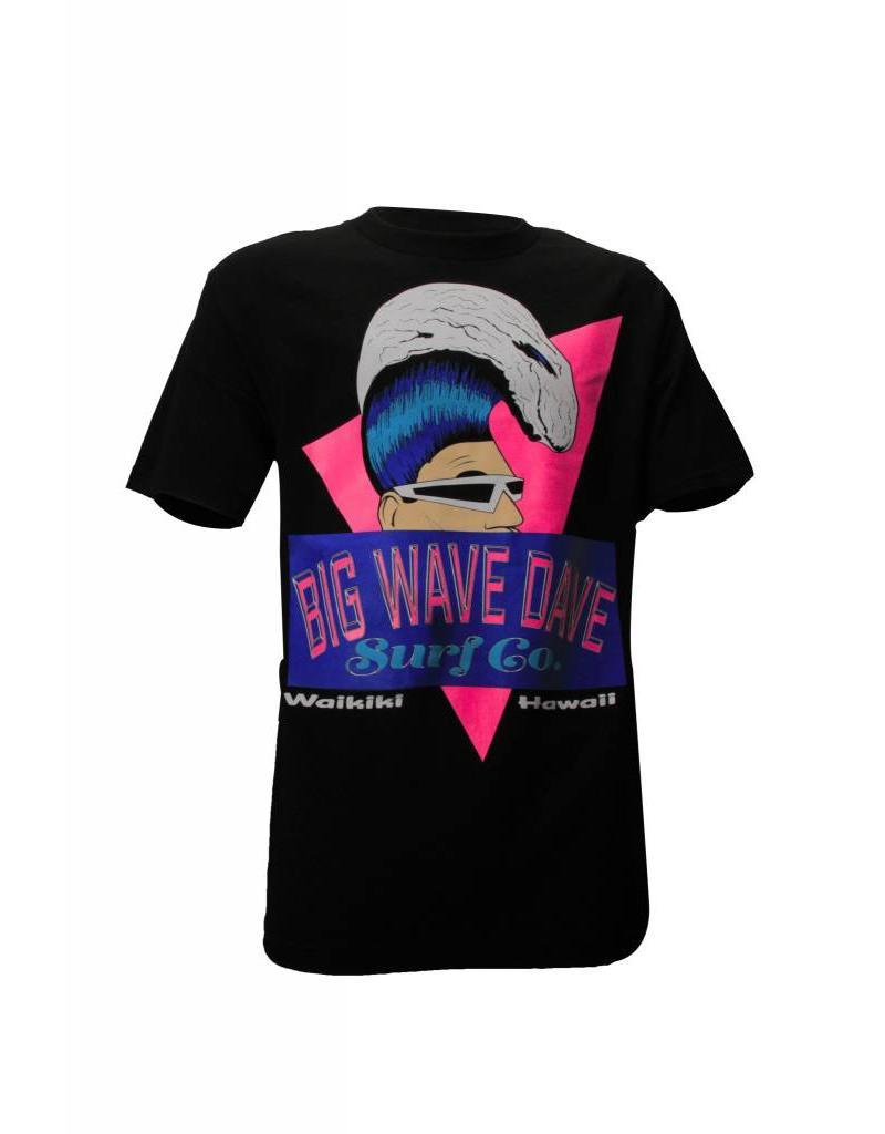 Big Wave Dave BWD Retro  Tee