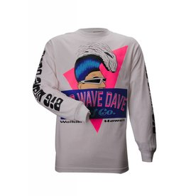 Big Wave Dave BWD Retro Long Sleeve  Shirt