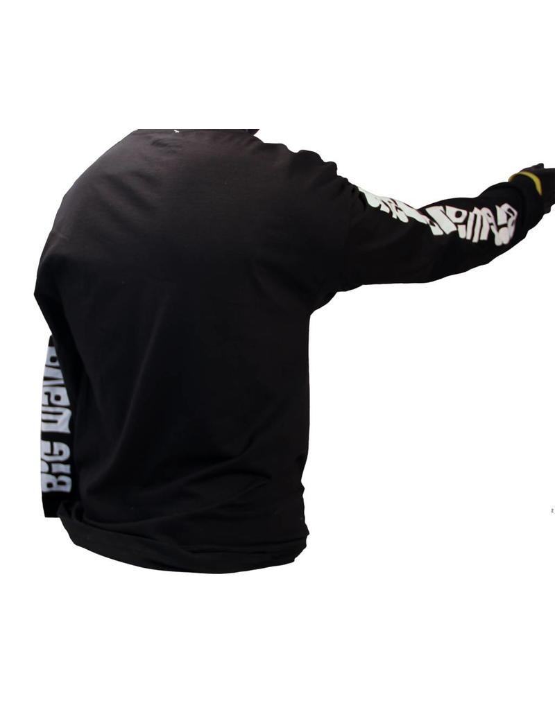 Big Wave Dave BWD Retro Reggae  Long Sleeve Shirt