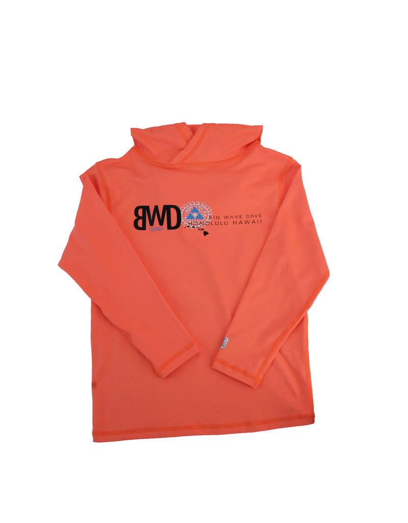 Big Wave Dave BWD  My Hoodie Toddler Rashguard