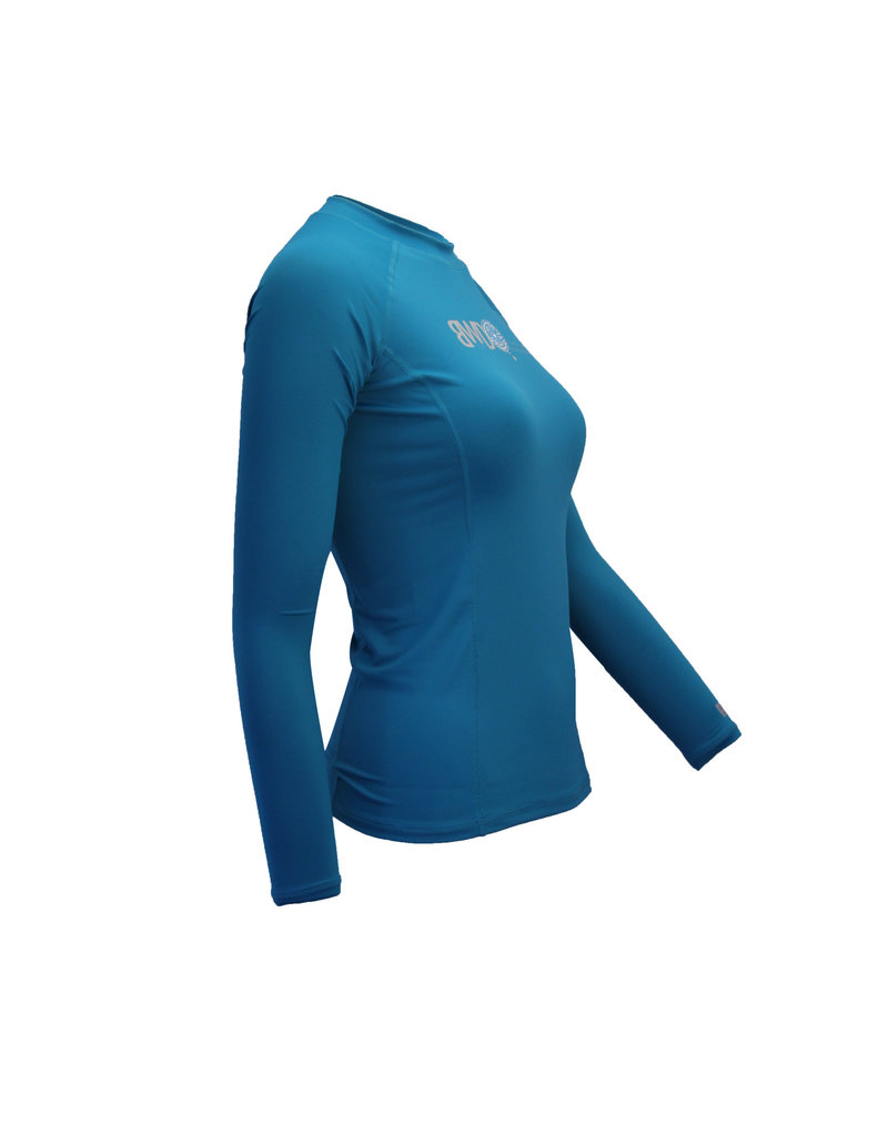 Big Wave Dave BWD Fuse Women Long Sleeve Rashguard