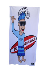 Big Wave Dave BWD Surfer Towel