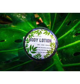 Hawaii Natural Cures Hawaii Natural Cures CBD Lemongrass Body Lotion