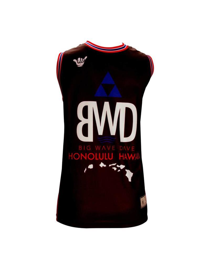 Big Wave Dave BWD Basketball Jersey