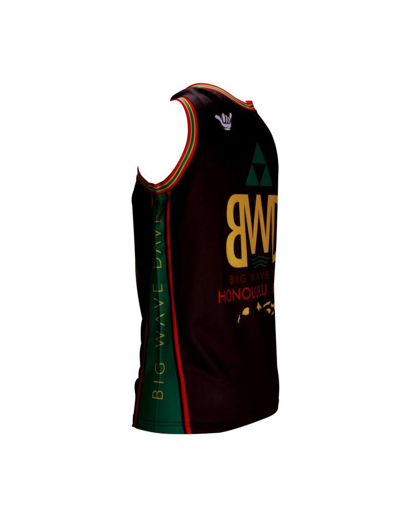 Big Wave Dave BWD Basketball Jersey
