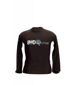 Big Wave Dave BWD Backwards B Rashguard