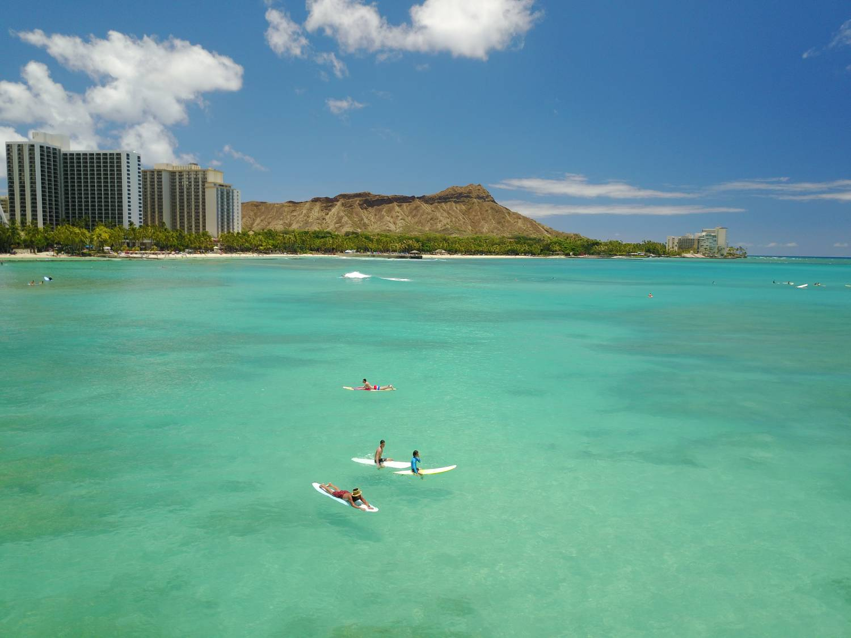 Waikiki Beach Activities