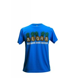 Big Wave Dave BWD Kids Aloha Pineapples Tee