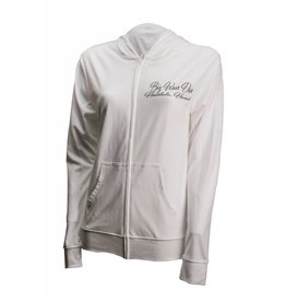 Big Wave Dave BWD Script Zip-up Sweatshirt