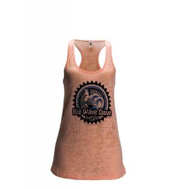 Big Wave Dave BWD Surfer Burnout Woman Tank