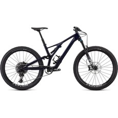 Specialized 2019 Specialized Stumpjumper ST Comp Carbon, 27.5,  Blue/White - Medium