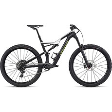 Specialized 2017 Specialized Stumpjumper Expert Carbon, 29, White - Large
