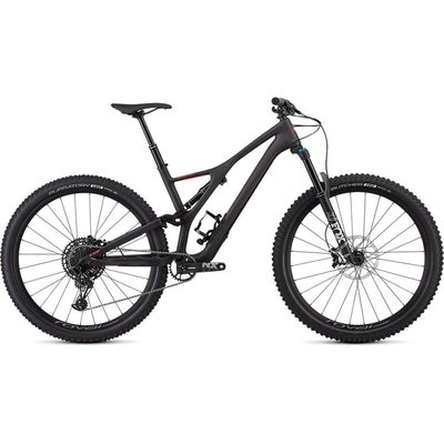 Specialized 2019 Specialized Stumpjumper Comp Carbon, 29, Carbon/Red - Extra Large