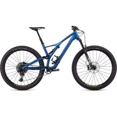 Specialized 2019 Specialized Stumpjumper Comp Carbon, 29, Chameleon/Hyper - Medium