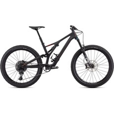 Specialized 2019 Specialized Stumpjumper Comp Carbon, 27.5, Carbon/Red - Small