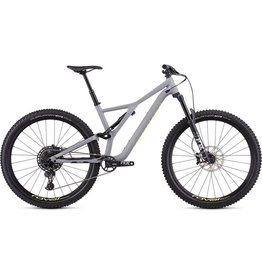 Specialized 2019 Specialized Stumpjumper Comp, 29, Gray/Yellow - Medium