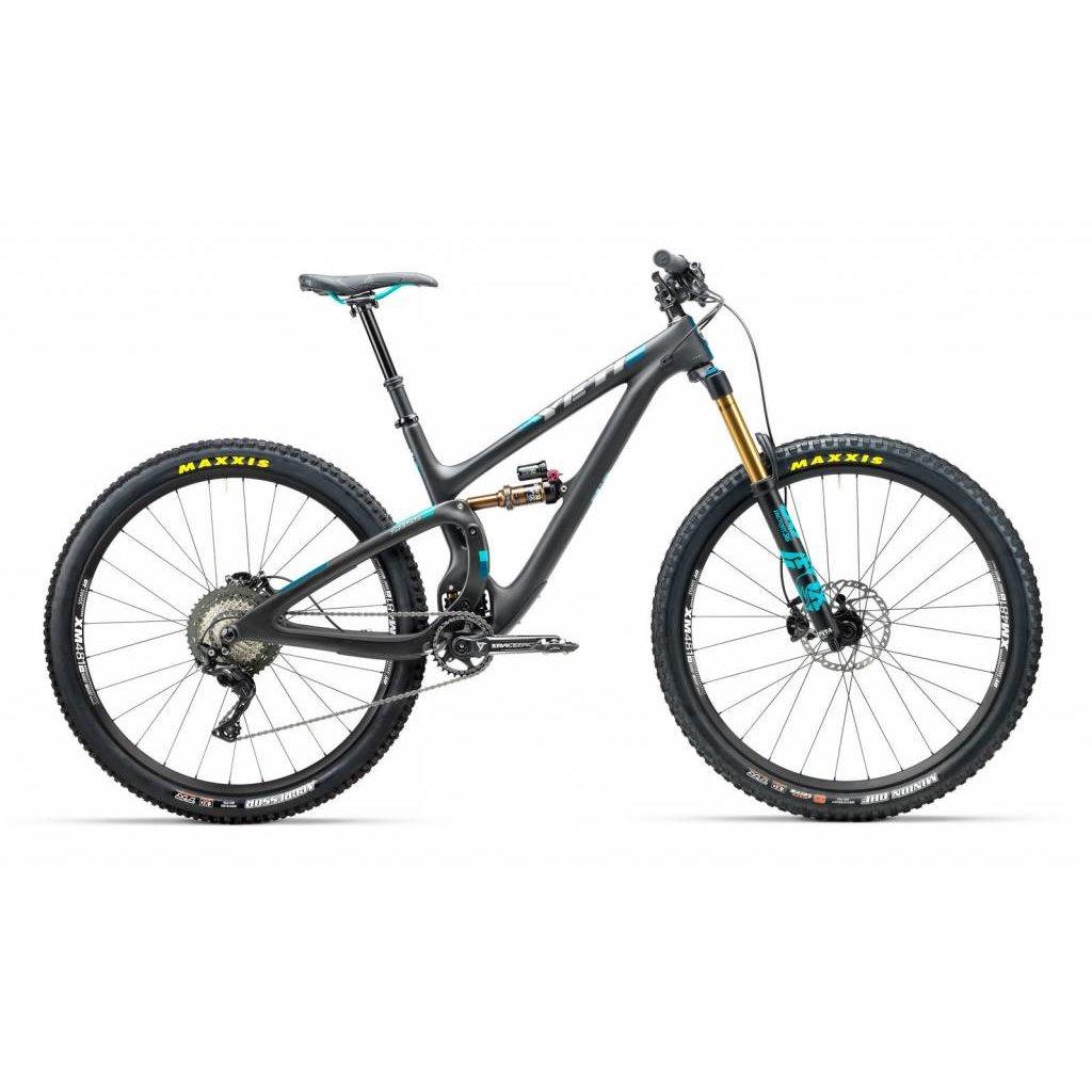 YETI CYCLES 2018 Yeti SB5.5 Turq, 29, XT, Black - Large