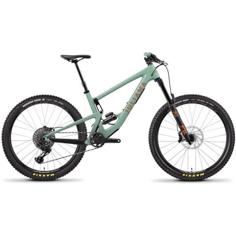 Juliana Bicycles 2019 Juliana Rubion C, 27.5, Sage Green, S Kit, - Small