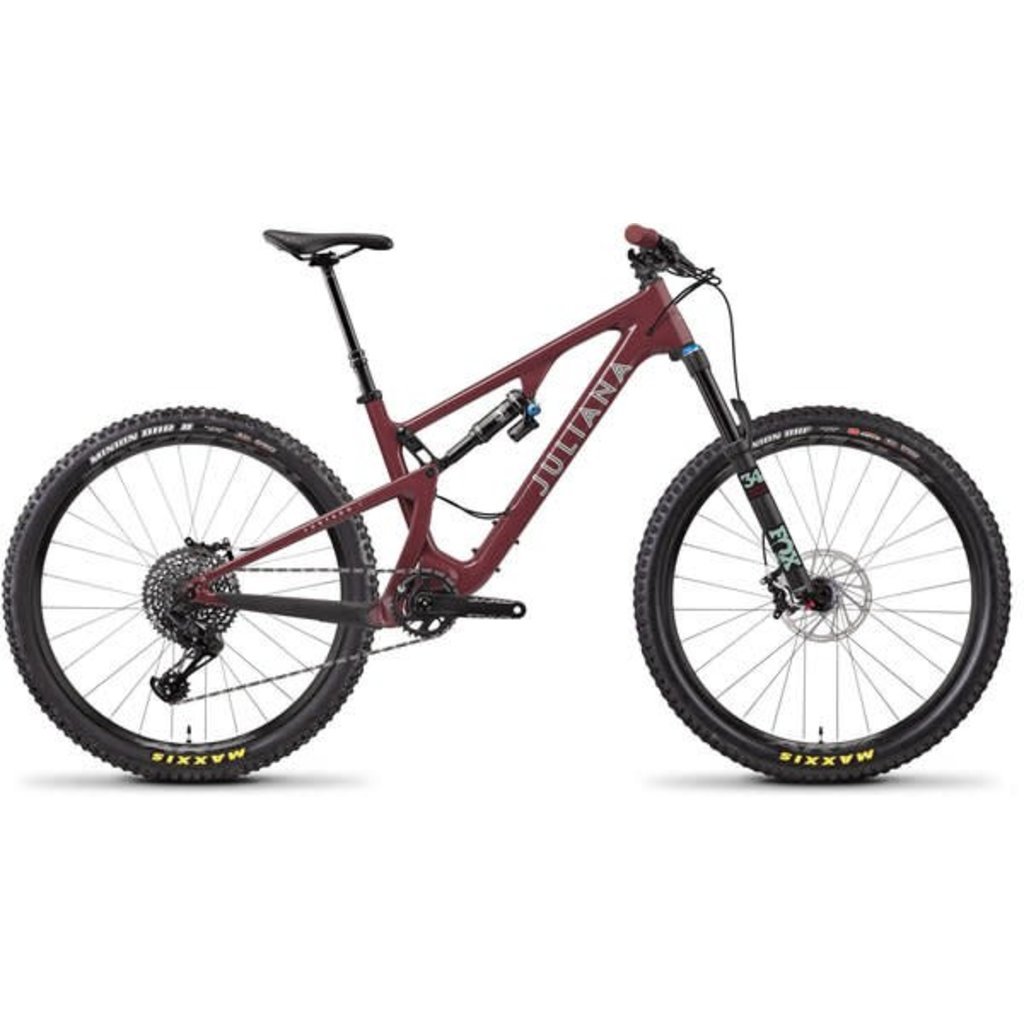 Juliana Bicycles 2019 Juliana Furtado 3.0, 27.5, S Kit, Pinot - Small