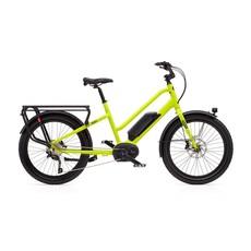 Benno 2019 Benno Boost 10D, Step Through, Neon Yellow