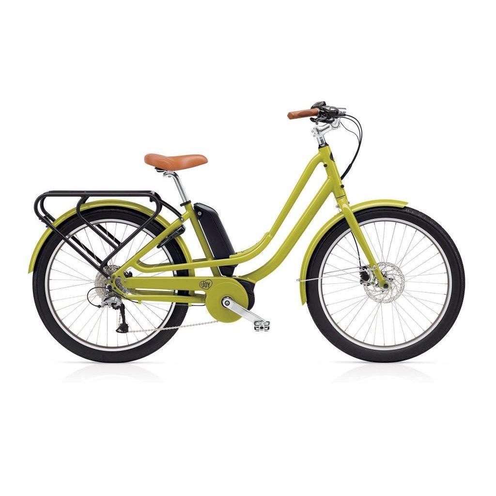 Benno 2019 Benno Joy 9D, Step Through, Citron Green