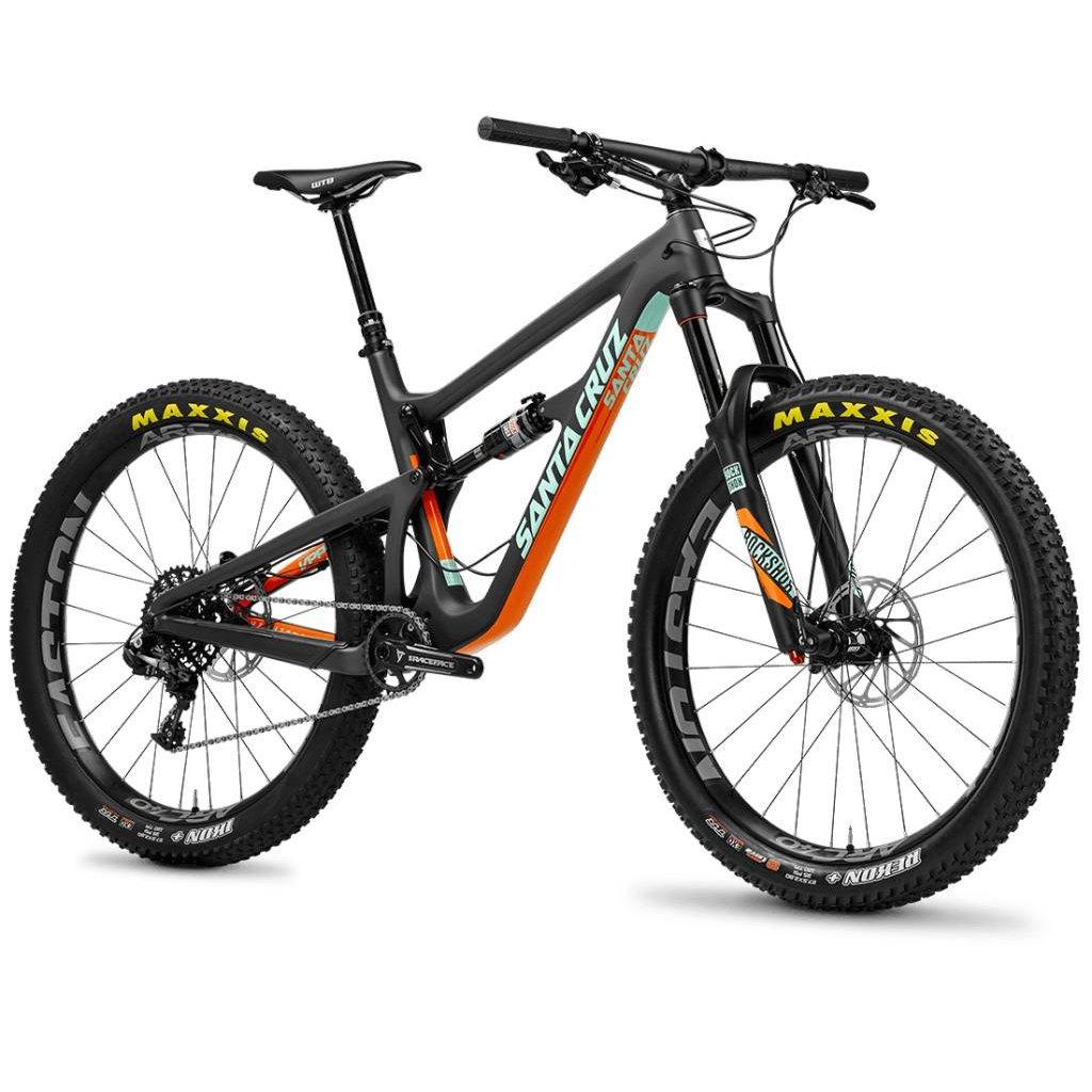 Santa Cruz Bicycles 2016 Santa Cruz Hightower CC, 27.5, XX1, Black - Medium