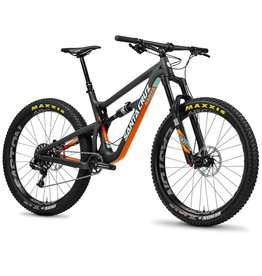 Santa Cruz Bicycles 2016 Santa Cruz Hightower CC, 27.5, XX1, Black - Medium