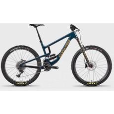 Santa Cruz Bicycles 2018 Santa Cruz Nomad 4 CC, Coil, 27.5, XO1, Blue - Large