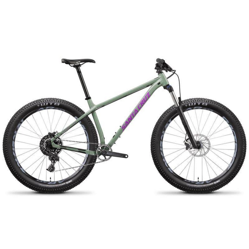 SANTA CRUZ  BICYCLES 2018 Santa Cruz Chameleon, 27.5, D Kit, Green - Large
