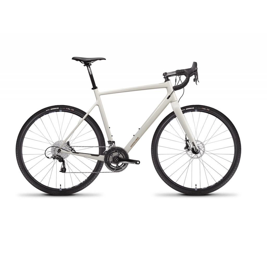 Santa Cruz Bicycles 2019 Santa Cruz Stigmata CC, Rival, Gloss Fog - 56cm