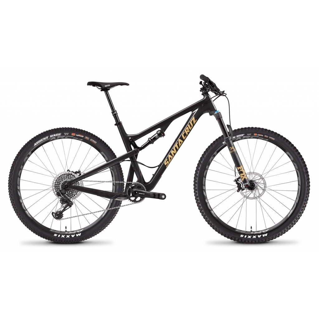 Santa Cruz Bicycles 2018 Santa Cruz Tallboy CC XO1, 29, Tan - Medium