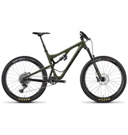 SANTA CRUZ  BICYCLES 2018 Santa Cruz Bronson CC, 27.5, XO1, Green - Large