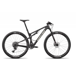 SANTA CRUZ  BICYCLES 2018 Santa Cruz Blur CC, 29, XO1, Carbon - Large