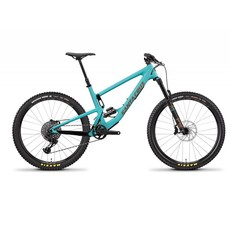 SANTA CRUZ  BICYCLES 2019 Santa Cruz Bronson C, 27.5, S Kit, Blue - Medium