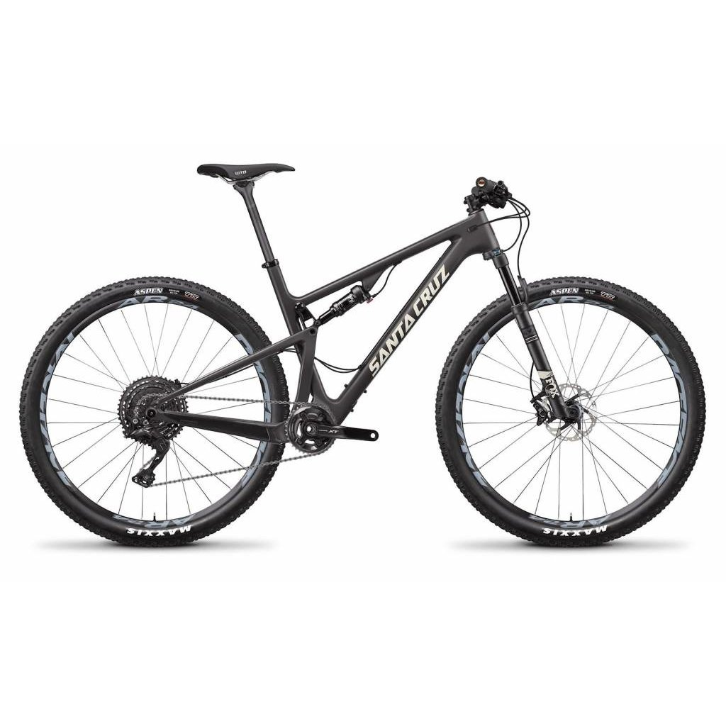 Santa Cruz Bicycles 2018 Santa Cruz Blur C, 29, Carbon - Large