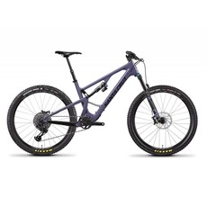 SANTA CRUZ  BICYCLES 2019 Santa Cruz 5010 C, 27.5, S Kit, Purple - Extra Large