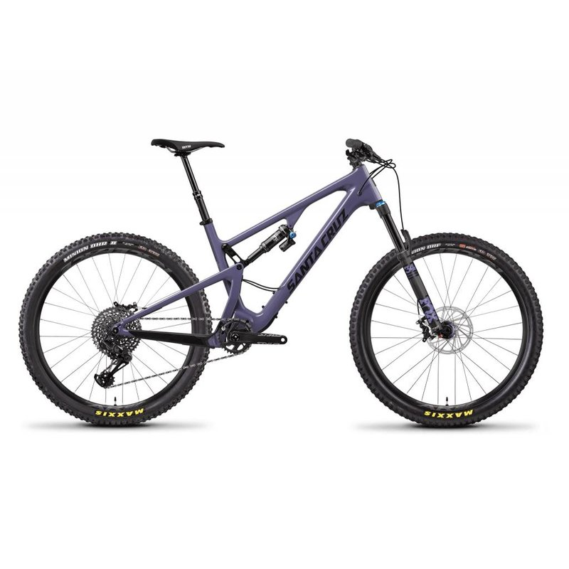 SANTA CRUZ  BICYCLES 2019 Santa Cruz 5010 C, 27.5, S Kit, Purple - Extra Large