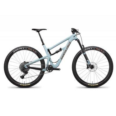 Santa Cruz Bicycles 2019 Santa Cruz Hightower LT C, 29, S Kit, Cyan - Medium