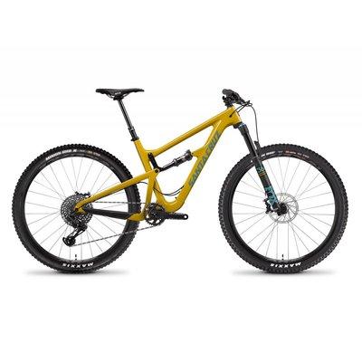 Santa Cruz Bicycles 2019 Santa Cruz Hightower, 29, S Kit, Mustard - Extra Large