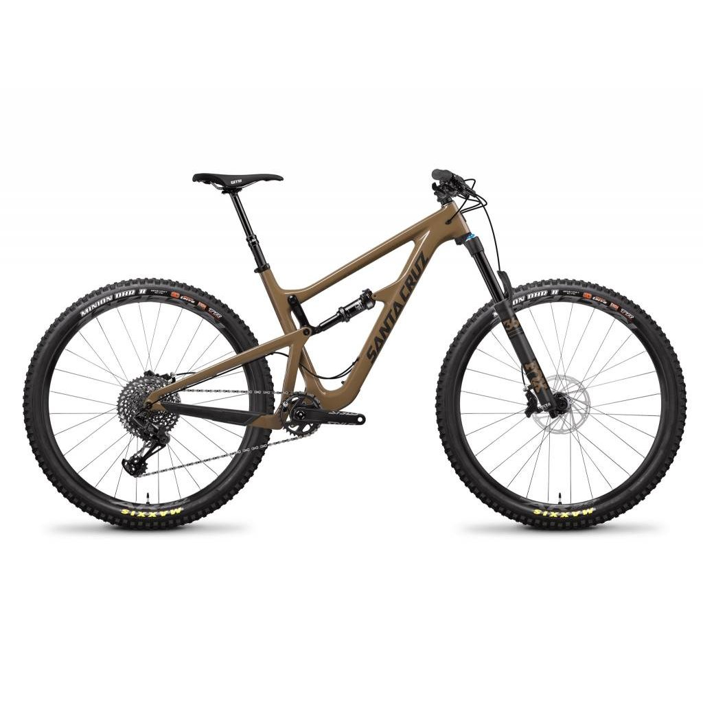 SANTA CRUZ  BICYCLES 2019 Santa Cruz Hightower LT C, 29, S Kit, Clay - Small