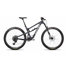 Santa Cruz Bicycles 2018 Santa Cruz Hightower LT C, 29, S Kit, Slate Gray - Small
